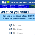 DirecTV Training